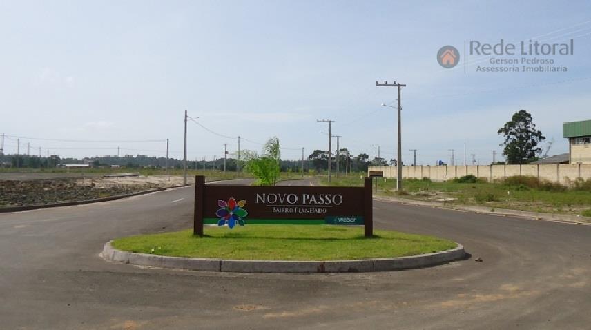 Terreno  residencial à venda, Centro, Passo de Torres.