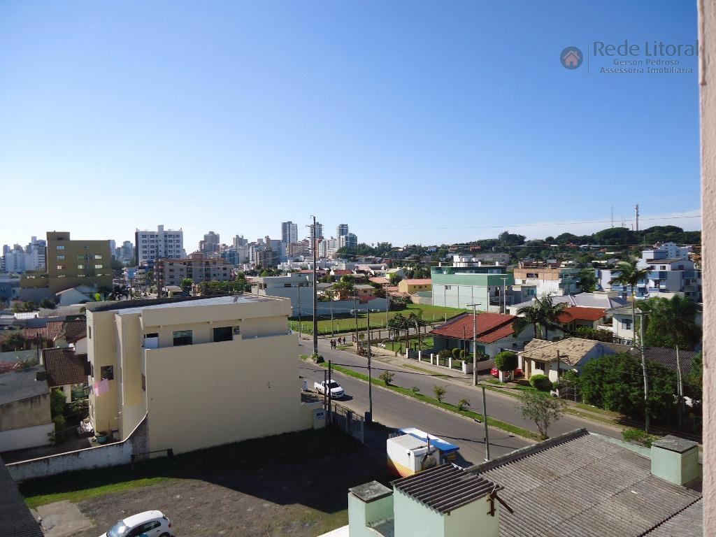 apartamento em torres de 2 dormitórios, living 2 ambientes, hall, cozinha americana, banho social, área de...