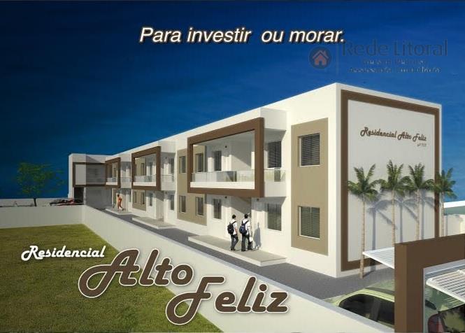 Apartamento residencial à venda, Alto Feliz, Passo de Torres.
