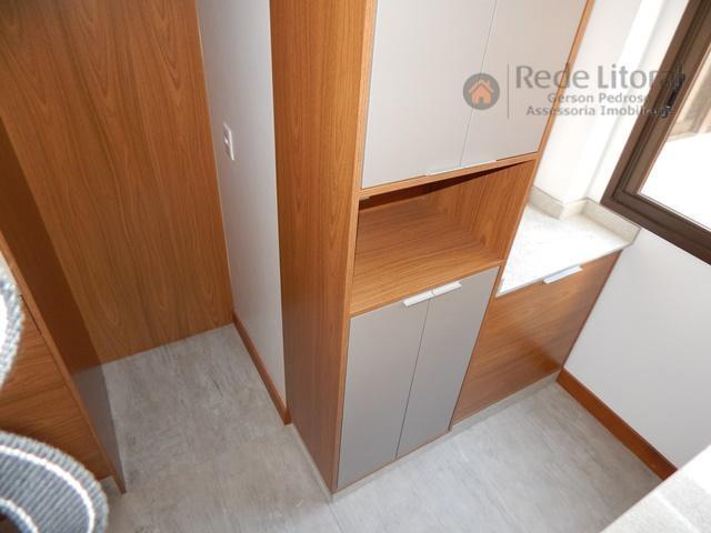 junto à sapt em torres, lindo apartamento novo, semi mobiliado, com 2 dormitórios sendo 1 suíte,...