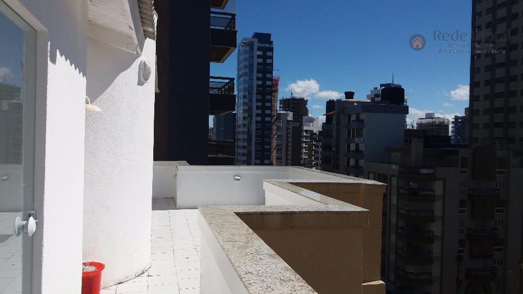 apartamento de cobertura em torres, excelente cobertura para toda a família, com vista para o mar,...