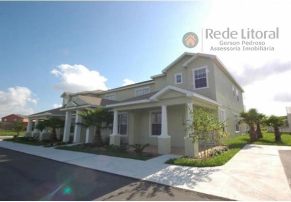 Casa residencial na Flórida, EUA