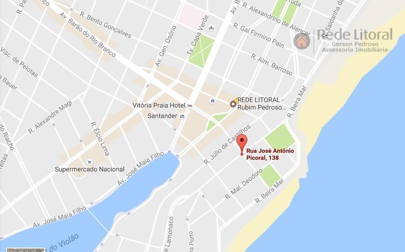 Loja comercial para locação, Centro, Torres.