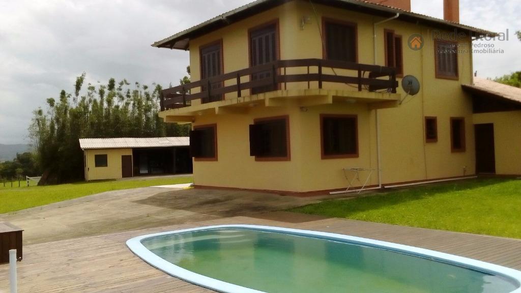 Casa residencial à venda, Belvedere, Torres - CA0138.