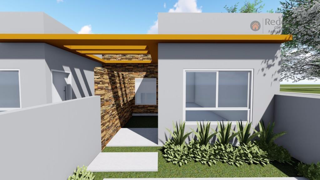 Casa residencial à venda, Centenário, Torres.