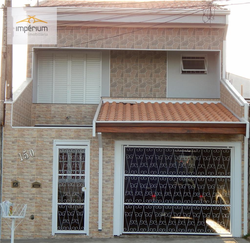 Casa assobradada à venda, Parque Residencial Jaguari, Americana