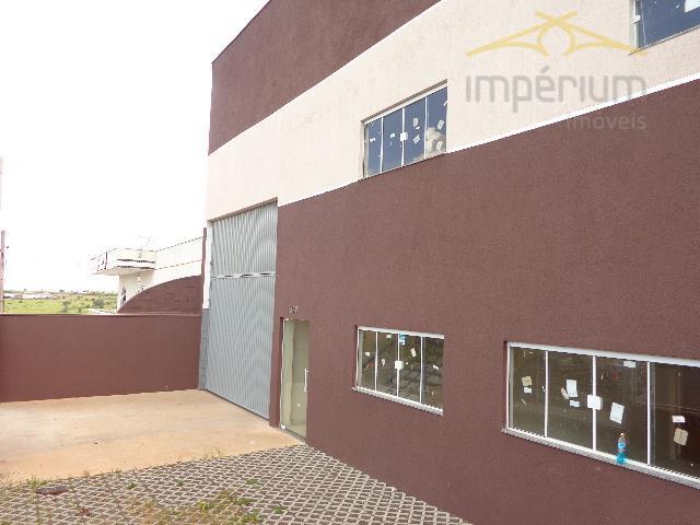 Salão  industrial para locação, São Luiz, Americana.