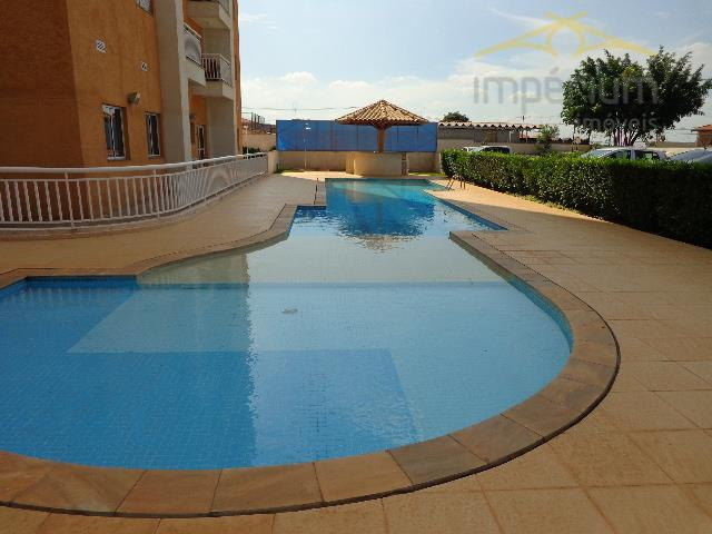 Apartamento residencial à venda, Vila Belvedere, Americana - AP0148.