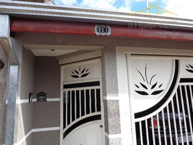 Casa  residencial à venda, Parque Residencial Jaguari, Americana.