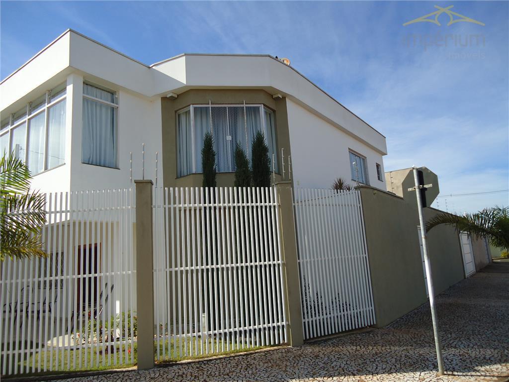Linda Casa Assobradada à venda, Jardim Souza Queiroz, Santa Bárbara D'Oeste - SO0044.
