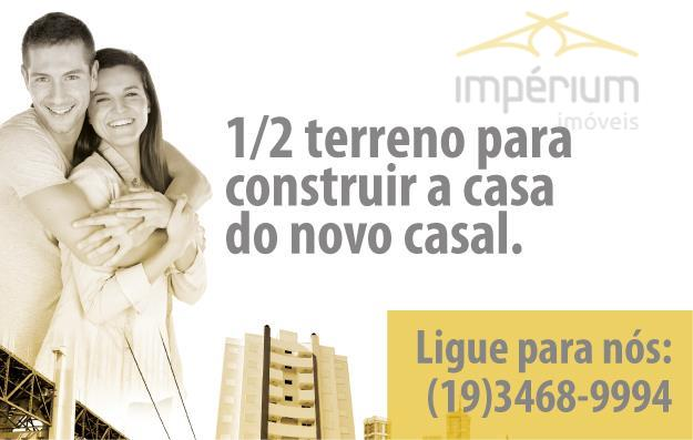 1/2 Terreno residencial à venda, Jardim Nossa Senhora do Carmo, Americana.