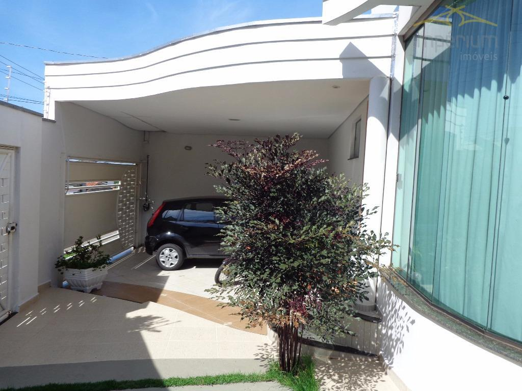 Casa  residencial à venda, Residencial Boa Vista, Americana.