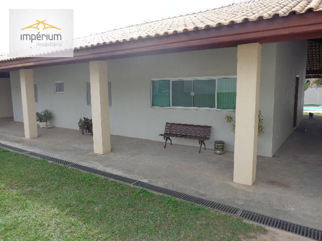 Chácara residencial para venda e locação, Praia dos Namorados, Americana - CH0025.