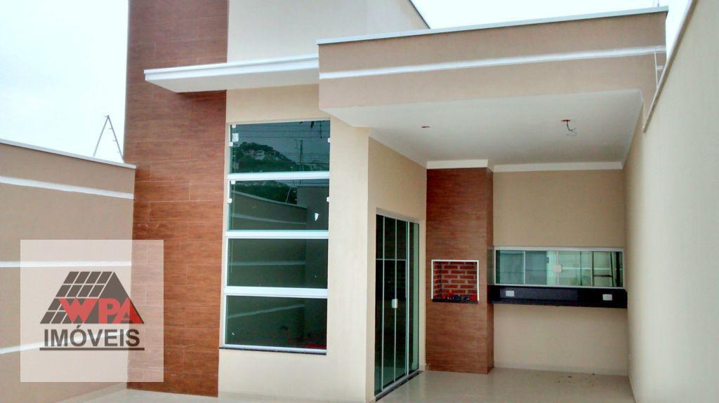 Casa residencial à venda, Parque Novo Mundo, Americana - CA0205.