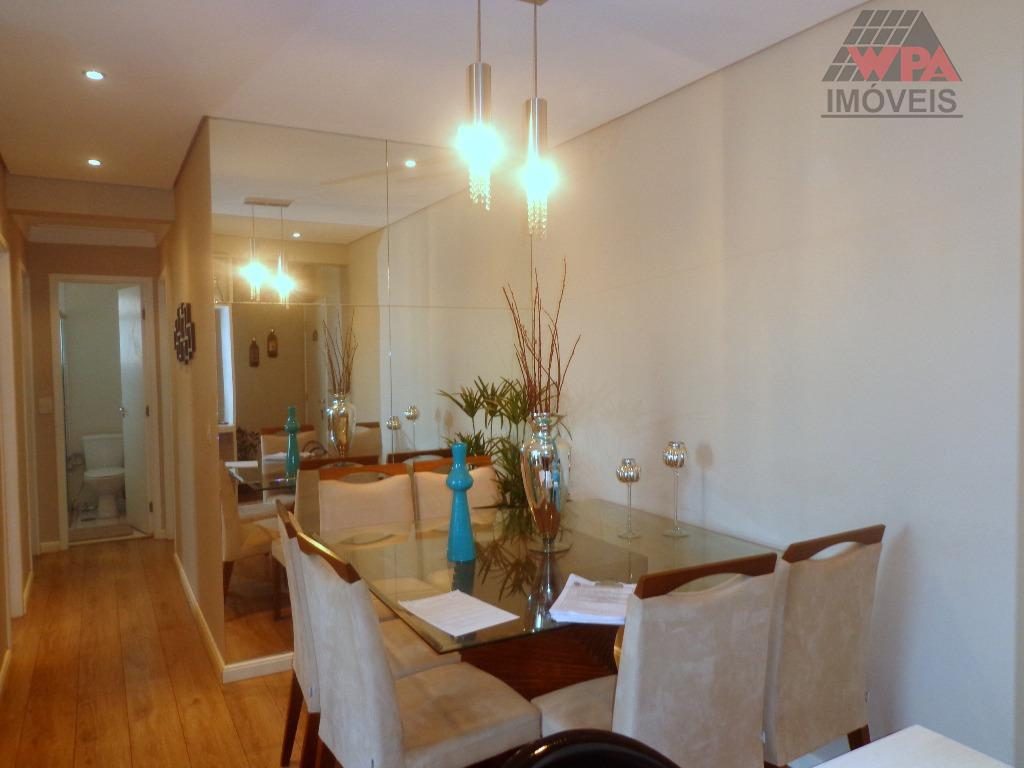 Apartamento residencial à venda, São Vito, Americana - AP0896.