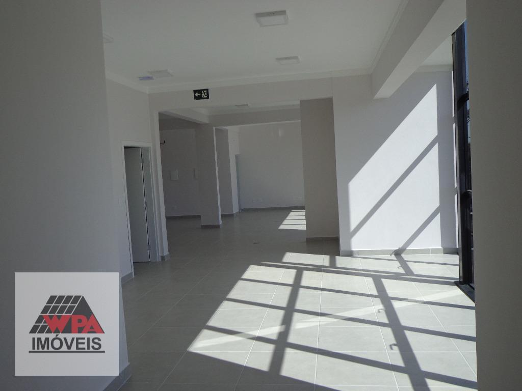 Sala comercial para locação, Vila Santa Catarina, Americana.