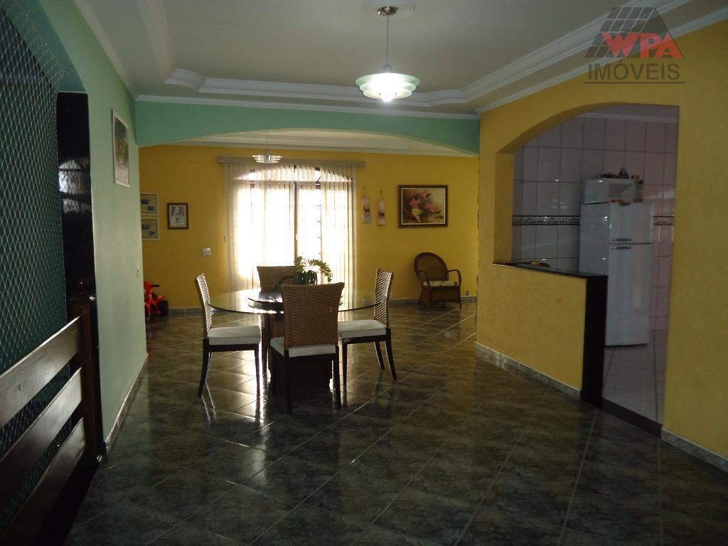 Casa comercial à venda, Jardim São Francisco, Santa Bárbara D'Oeste.