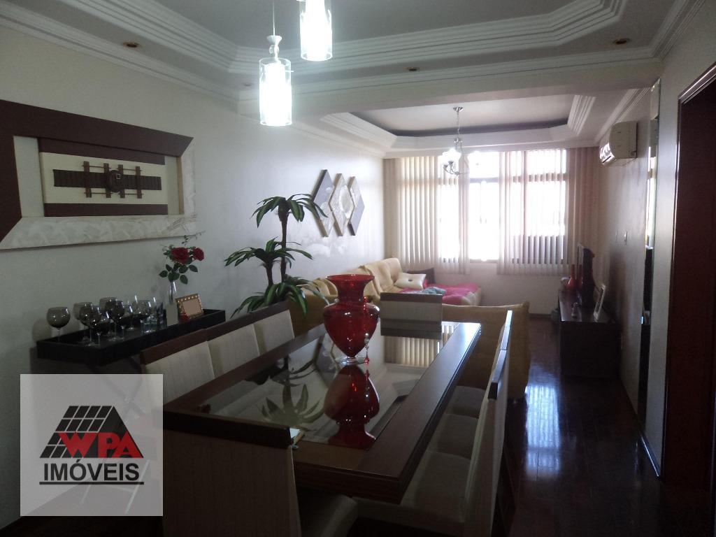 Apartamento residencial à venda, São Vito, Americana - AP0971.