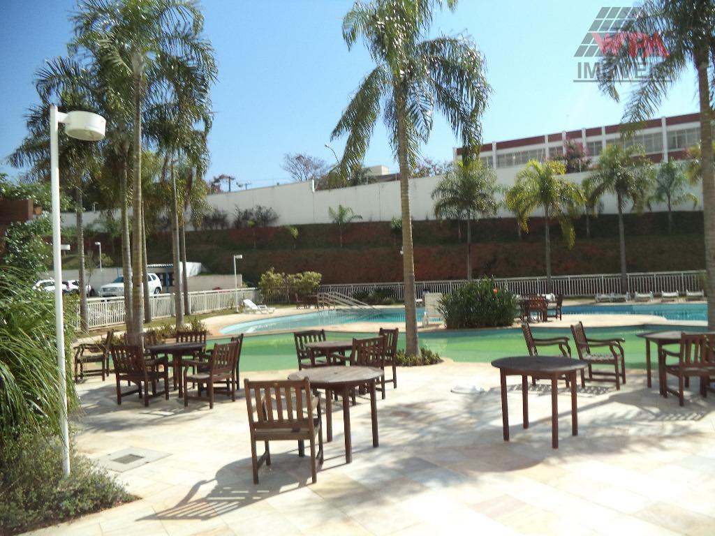 Apartamento residencial para locação, Vila Galo, Americana.