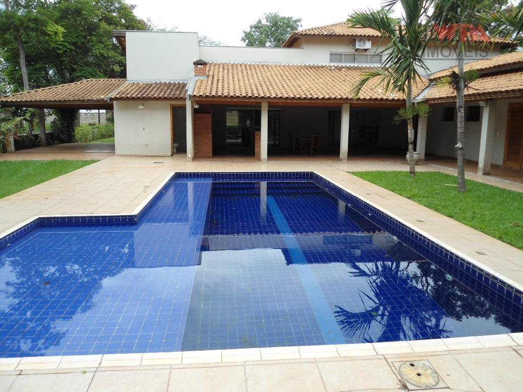 Casa residencial para locação, Jardim Santa Rita de Cássia, Santa Bárbara D'Oeste.