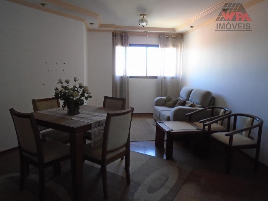 Apartamento residencial à venda, Vila São Pedro, Americana.