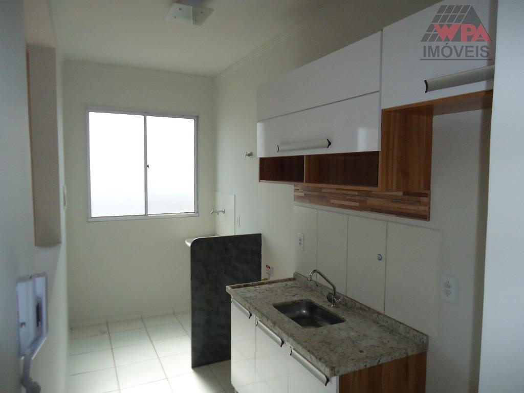 Apartamento residencial à venda, Praia dos Namorados, Americana - AP0102.