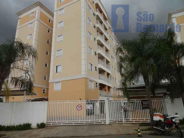 Apartamento residencial à venda, Vila Omar, Americana - AP0051.