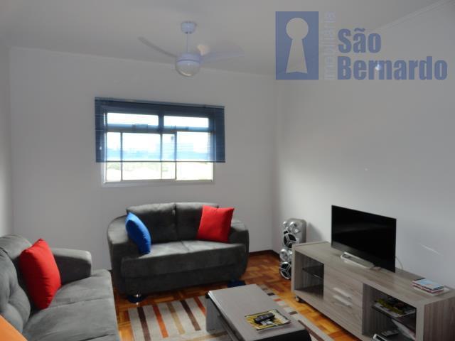 Apartamento residencial à venda, Vila Medon, Americana.