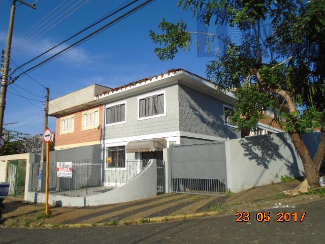 Casa residencial para locação, Jardim São Paulo, Americana.