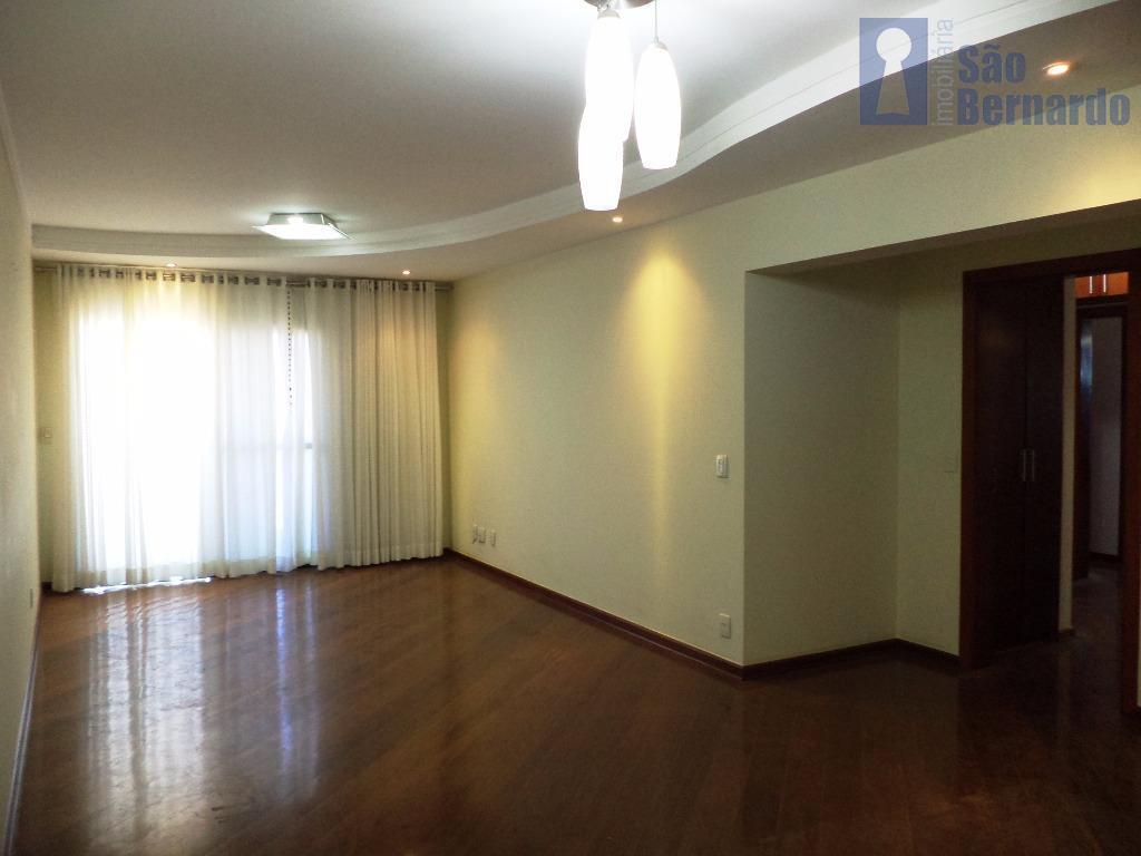 Apartamento residencial à venda, Jardim Girassol, Americana.