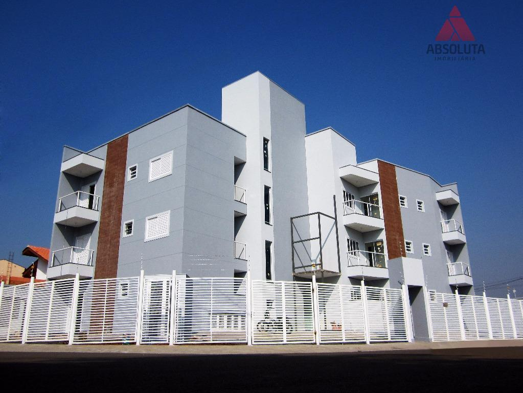 Apartamento  residencial à venda, Jardim Terramérica II, Americana.