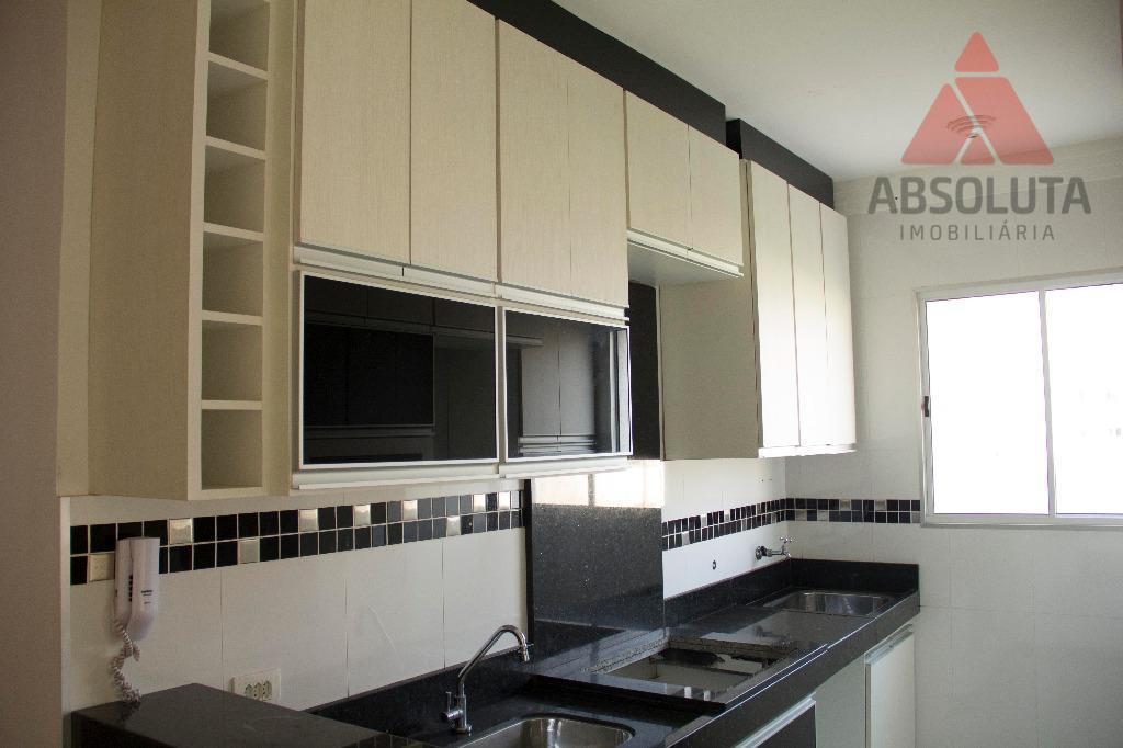 Apartamento residencial à venda, Parque Universitário, Americana - AP0505.