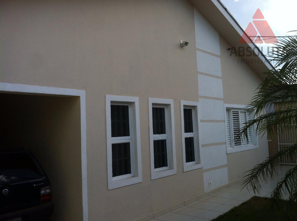 Casa residencial à venda, São Luiz, Americana - CA1251.