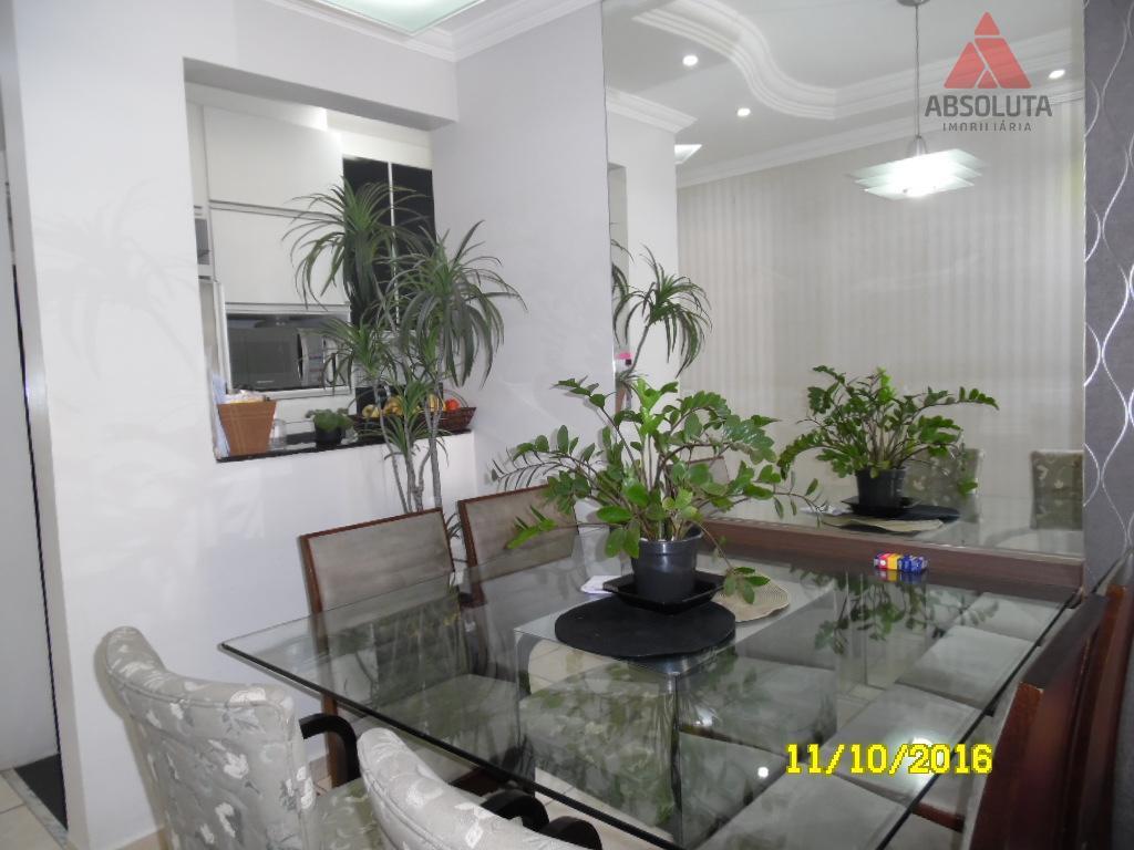Apartamento residencial à venda, Jardim Bela Vista, Americana.