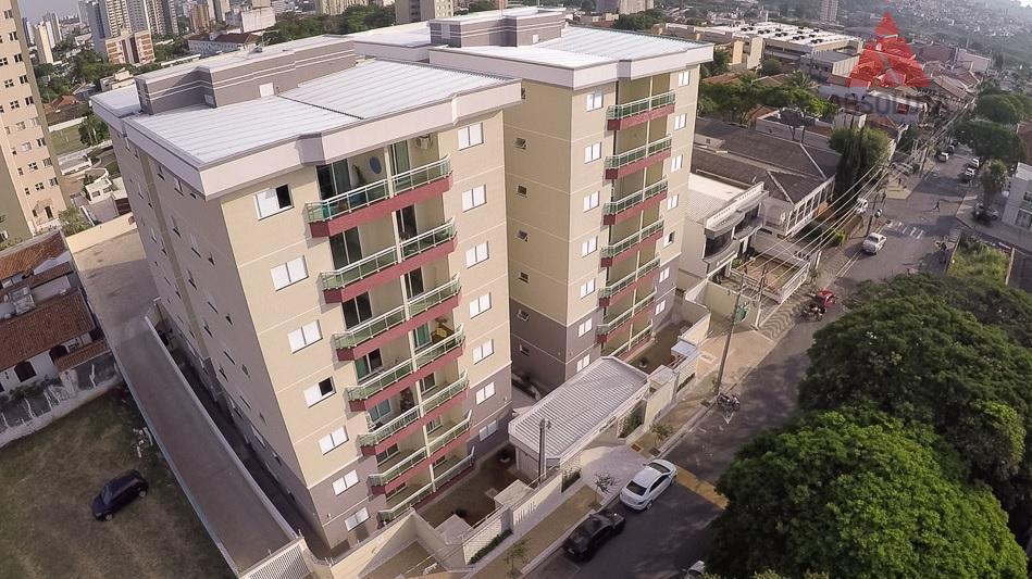 Apartamento residencial à venda, Vila Santa Catarina, Americana - AP0975.