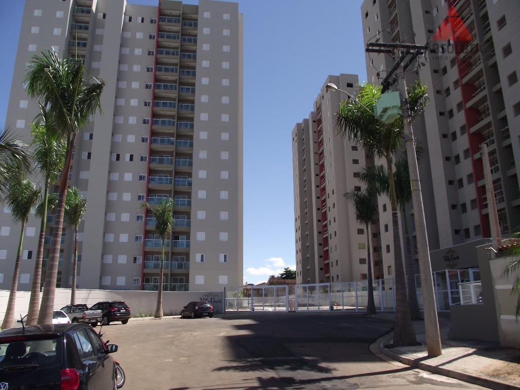 Apartamento residencial à venda, Residencial Boa Vista, Americana - AP1000.