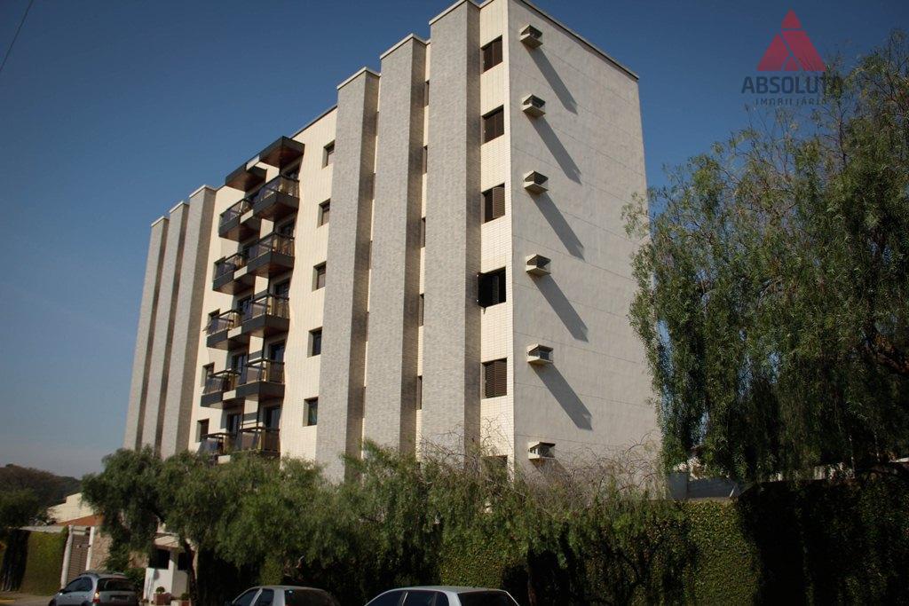 Apartamento residencial à venda, Jardim Ipiranga, Americana.