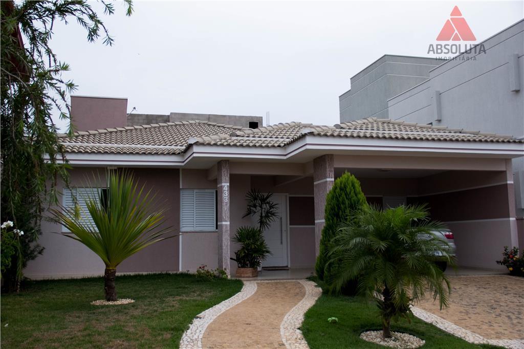 Casa residencial à venda, Bela Vista, Nova Odessa.