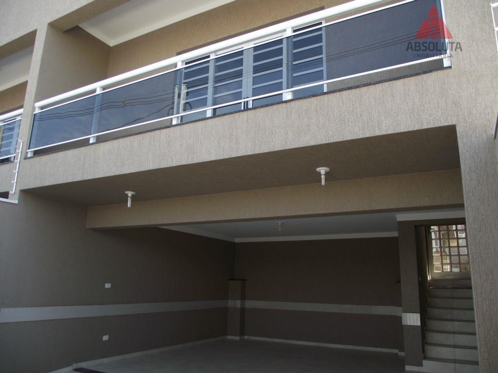 Casa  residencial para locação, Residencial Boa Vista, Americana.