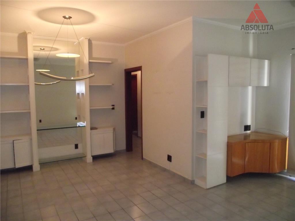Apartamento  residencial para locação, Jardim Paulista, Americana.