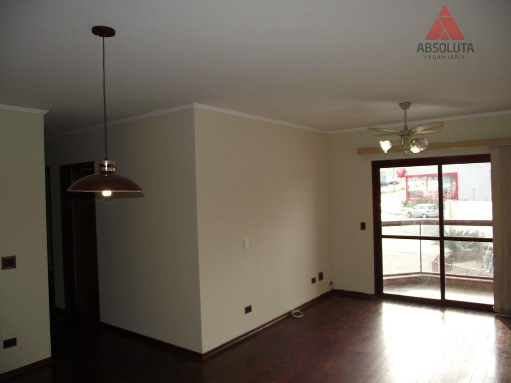 Apartamento  residencial para locação, Nossa Senhora de Fátima, Americana.
