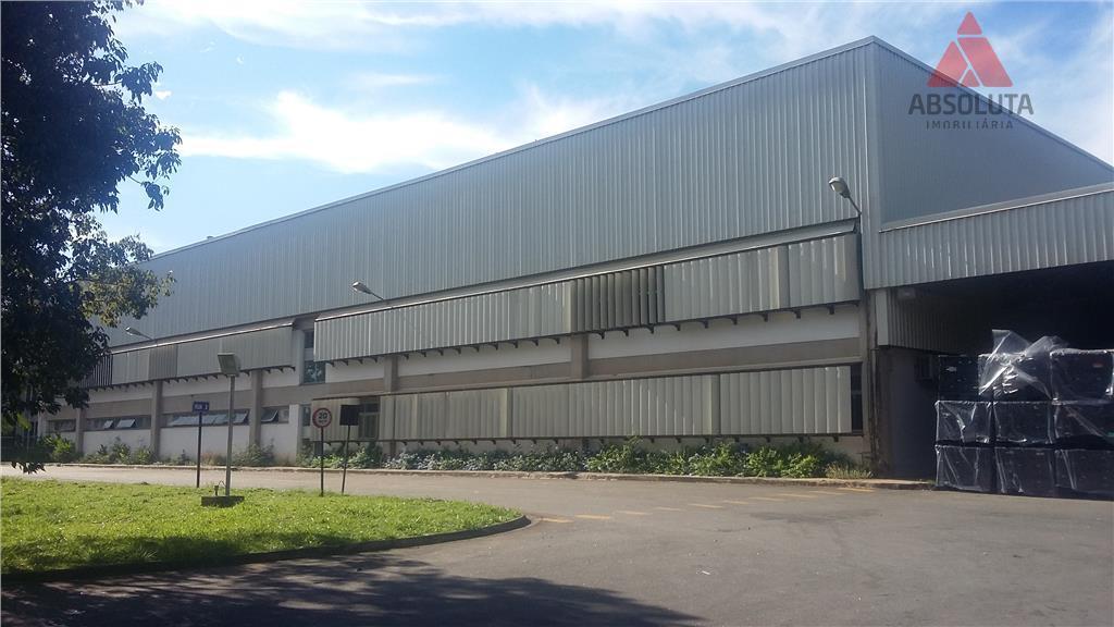 Galpão  industrial à venda em Nova Odessa