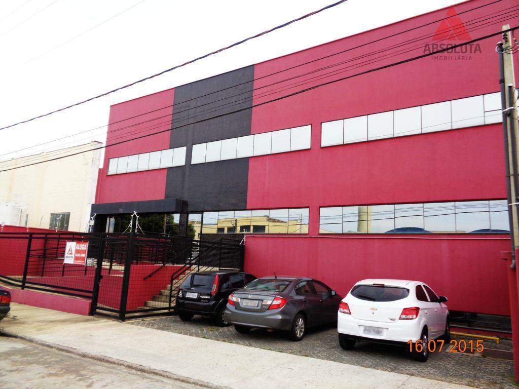 Galpão  industrial para locação, Distrito Industrial Abdo Najar, Americana.