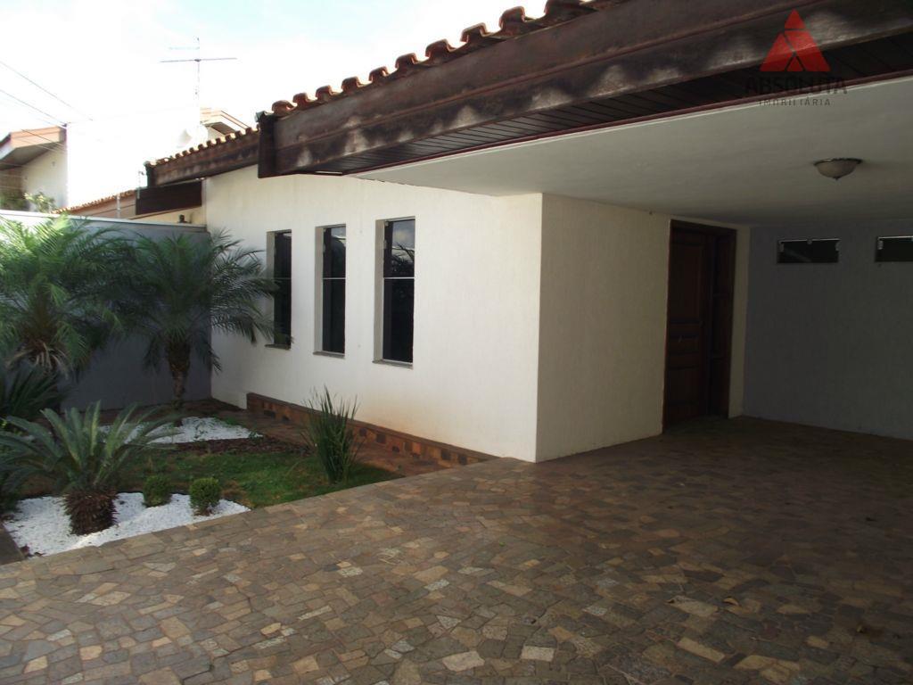 Casa residencial para locação, Werner Plaas, Americana - CA0183.