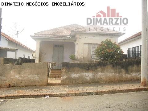 Casa Residencial à venda, Vila Cordenonsi, Americana - CA0697.