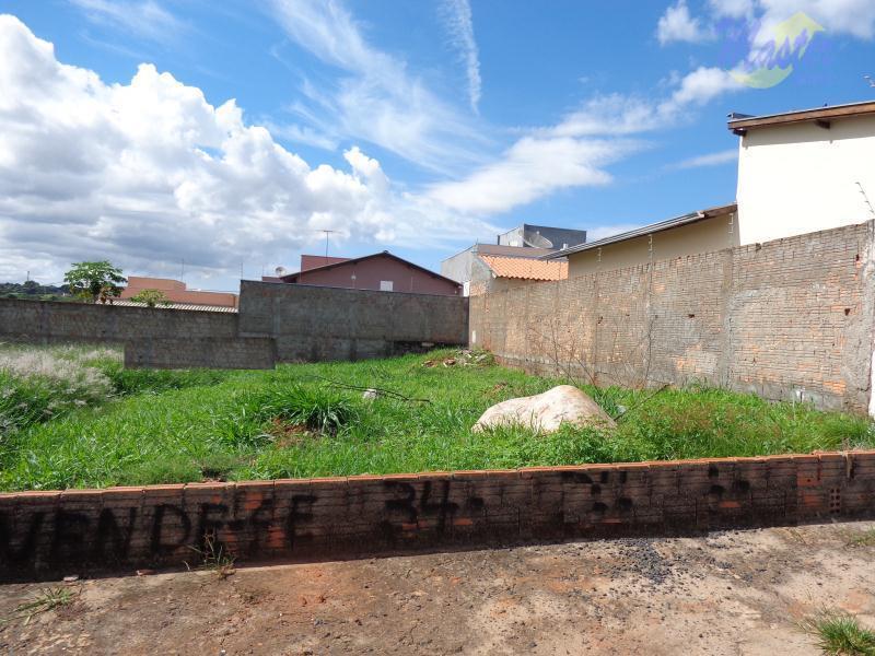 Terreno  residencial à venda, Jardim Nenê Gomes, Uberaba.