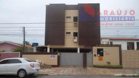 Apartamento residencial à venda, Bessa, João Pessoa - AP0142.
