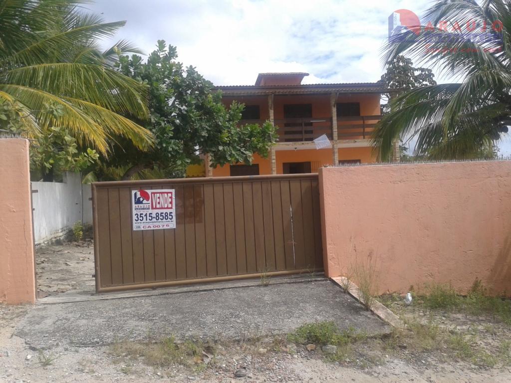 Ótima casa na Praia de Tabatinga.