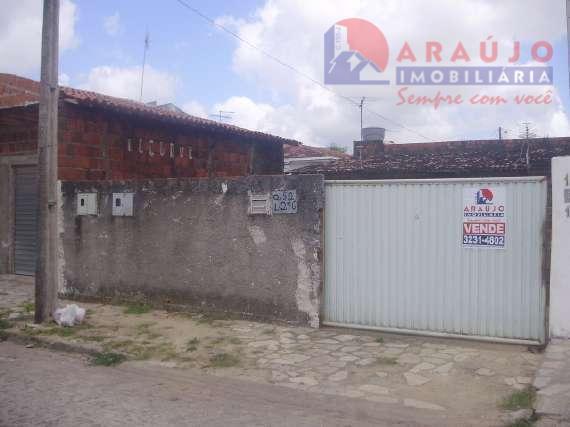 Terreno residencial à venda, José Américo de Almeida, João Pessoa - TE0040.