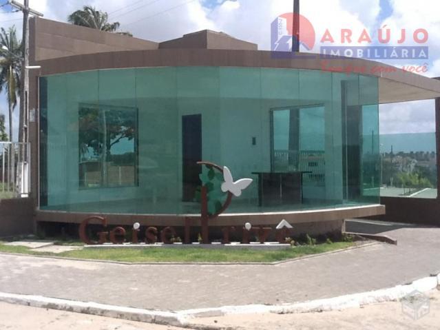 Terreno residencial à venda, Ernesto Geisel, João Pessoa - TE0033.